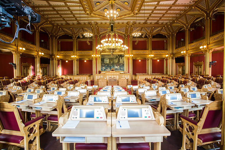 Norwegian parliamentary chamber