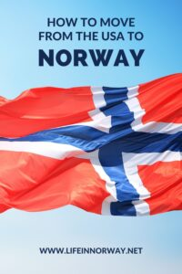 Move to Norway from the USA