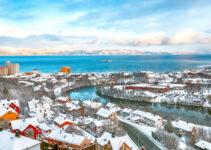 Nærturer: The City Walks of Trondheim