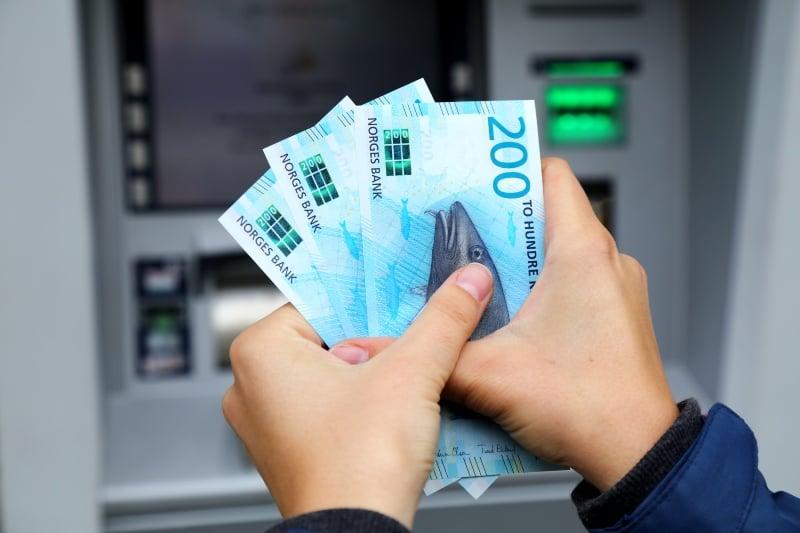 200 kroner notes