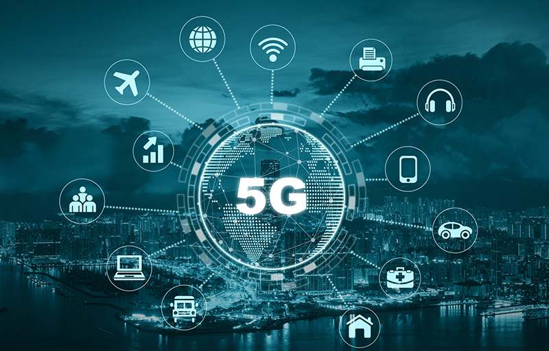 5G Data Network in Norway