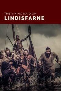 The Viking raid on Lindisfarne