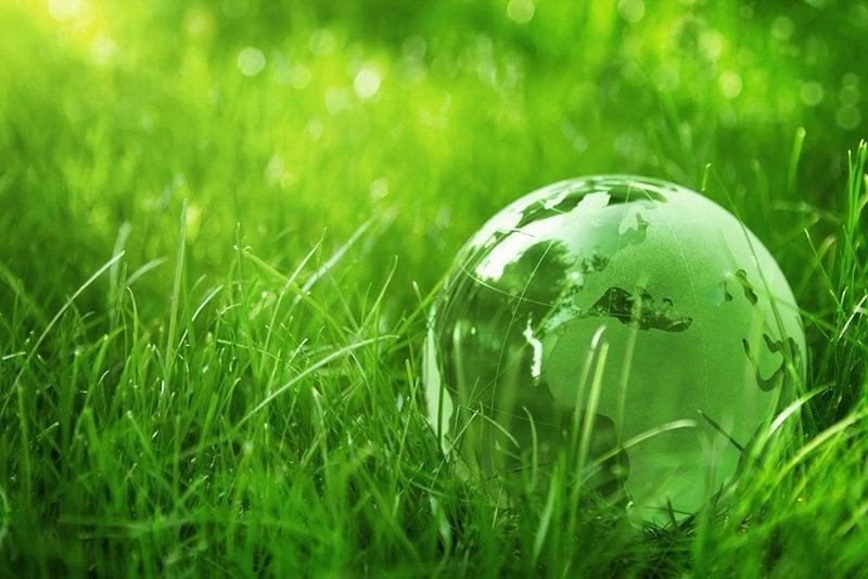 Environmental concept of planet earth