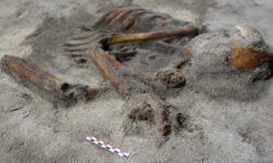 The incredibly well-preserved Iron Age skeleton discovered in Norway's Lofoten Islands