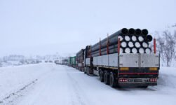 Norway-Britain trade deal truck