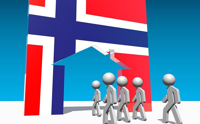 Norwegian citizenship queue