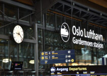 Face Masks Now Compulsory at Oslo Airport
