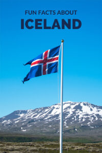 Iceland Fun Facts