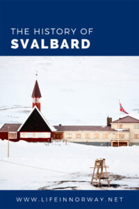 History of Svalbard for pinterest