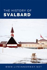 History of Svalbard for pinterest