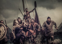 The Viking Raid on Lindisfarne