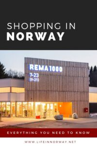 Shopping in Norway image