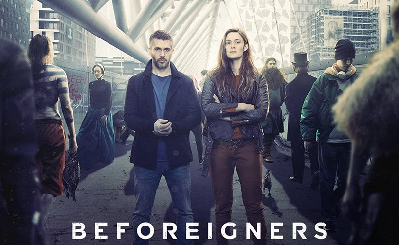 Beforeigners HBO promo shot