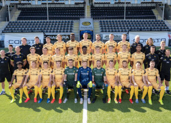 FK Bodø/Glimt team photo