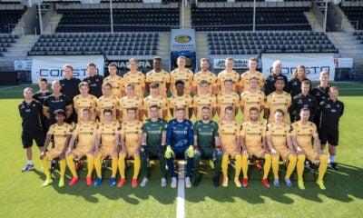 FK Bodø/Glimt team photo