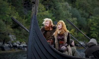 Vikings reality show promotional shot