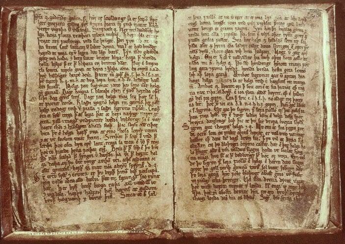 Codex Regius of Eddaic Poems 1