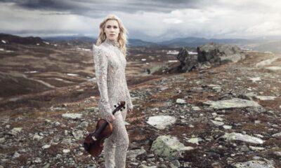 Eldbjørg Hemsing Norwegian Violinist