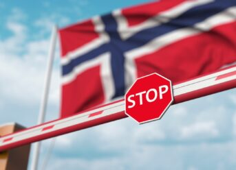 Norway Bans Flights from UK