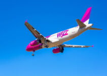 Flying Wizz Air in Norway