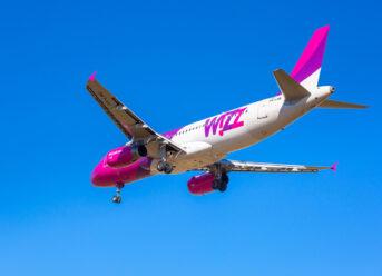 Flying Wizz Air in Norway