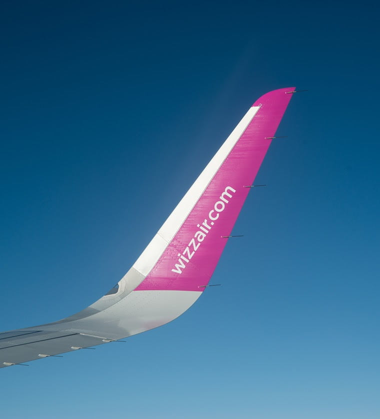 wizz air winglet