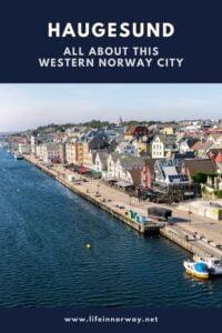 This is Haugesund Norway