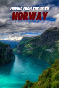 Moving to Norway after Brexit