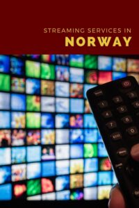 Streaming TV & Movie Services in Norway