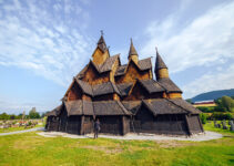 Why Norway's Spectacular Stave Churches Are At Risk