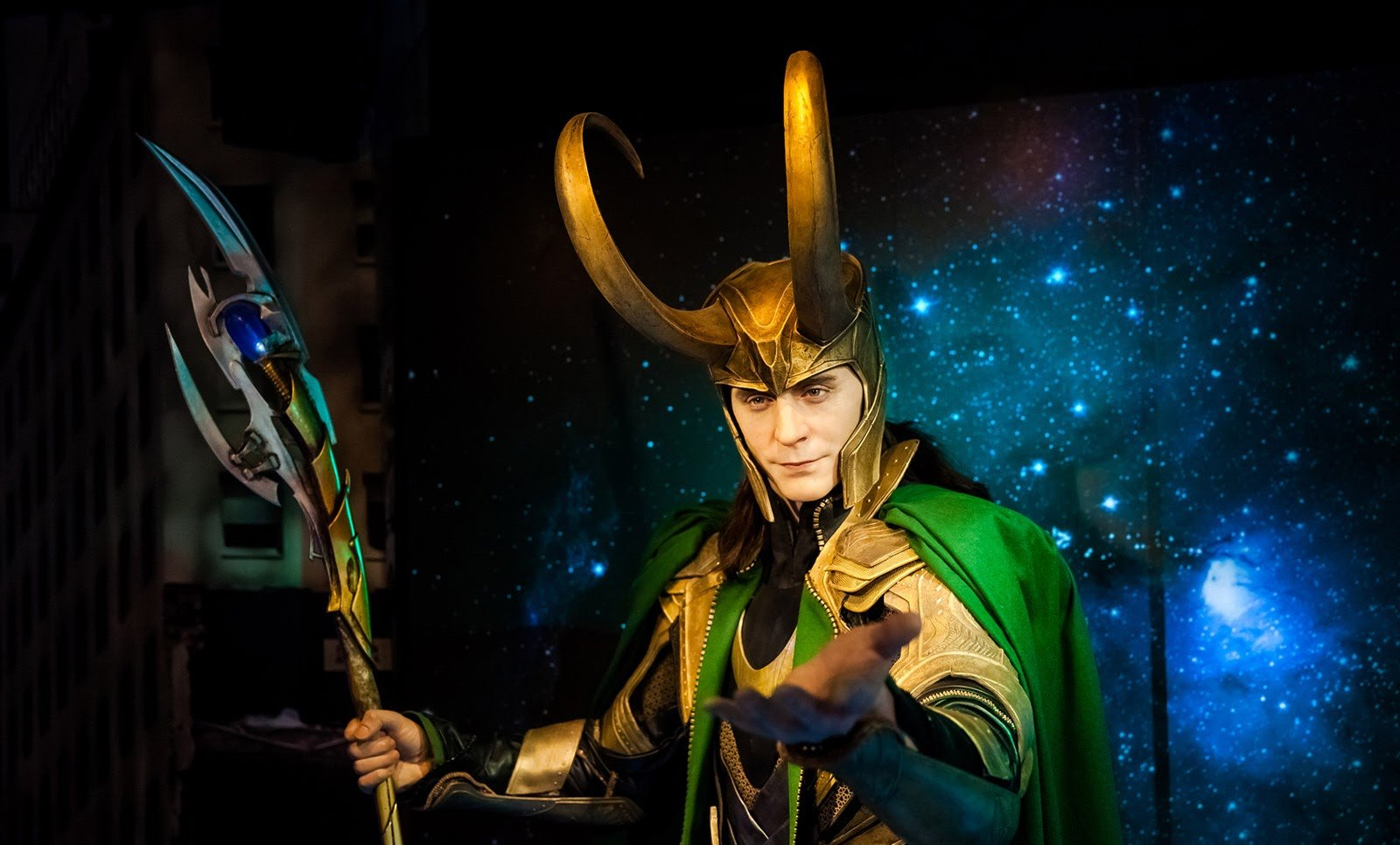 loki depiction in marvel movies