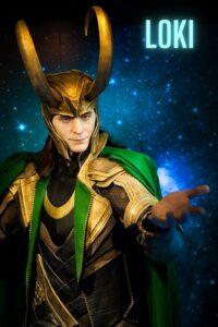 Loki le dieu farceur de la mythologie nordique