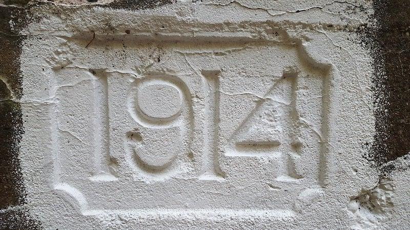1914 memorial date
