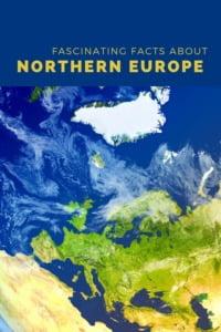 Northern Europe pin