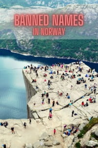 Norway Banned Names