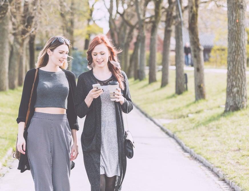 Norwegian women in Oslo, Norway