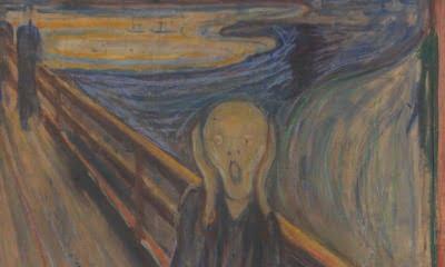 Famous Norwegian art, the Scream