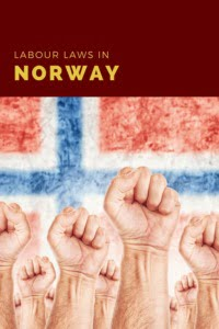 Labour Laws in Norway pin