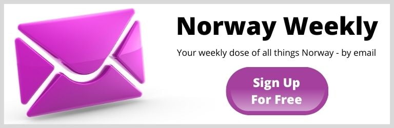 Norway Weekly Subscribe Banner
