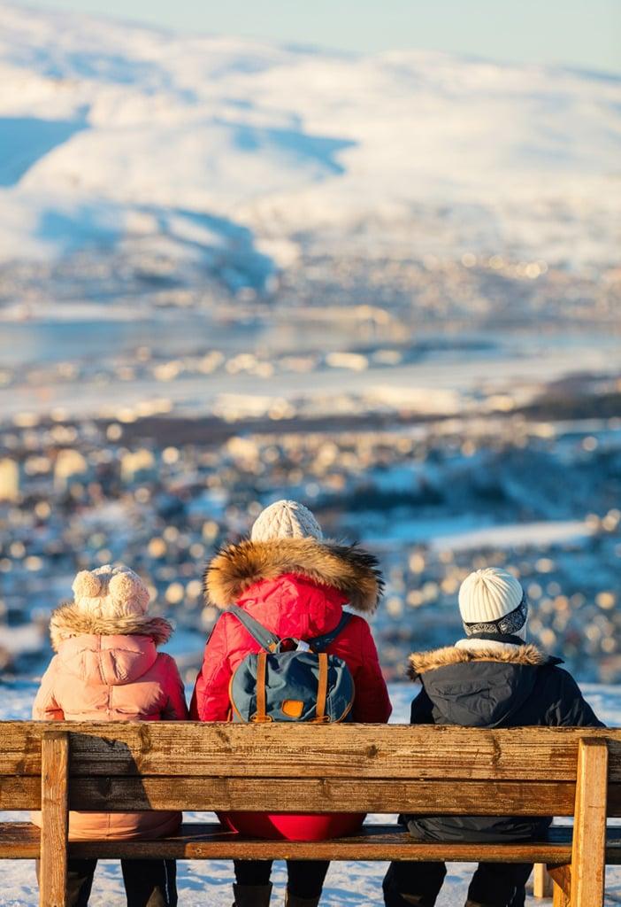 Children in Northern Norway