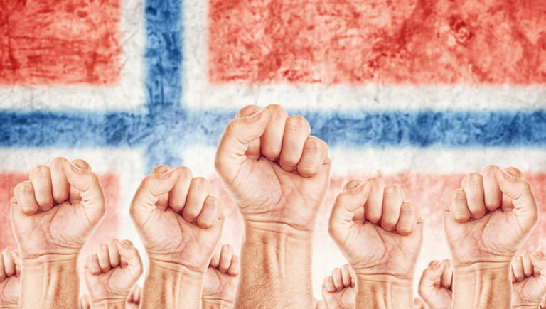 Collective labour laws in Norway