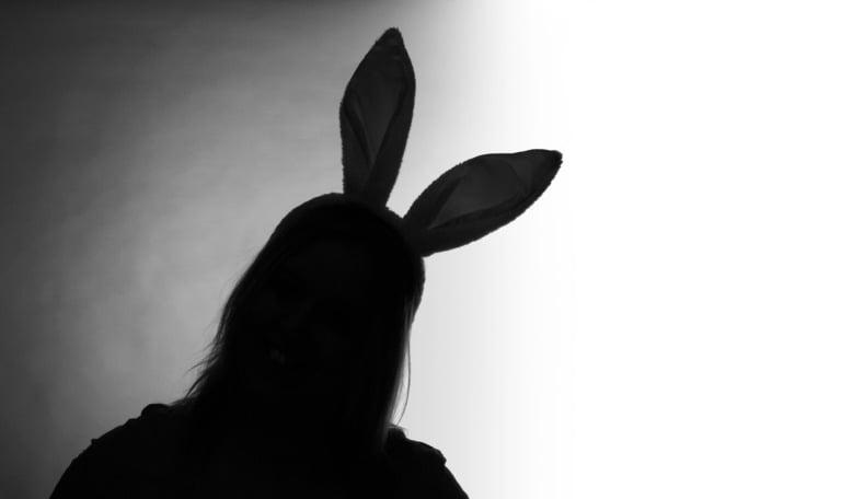 Easter crime bunny ears