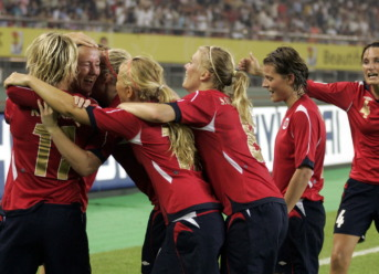 Norway Women's National Football Team