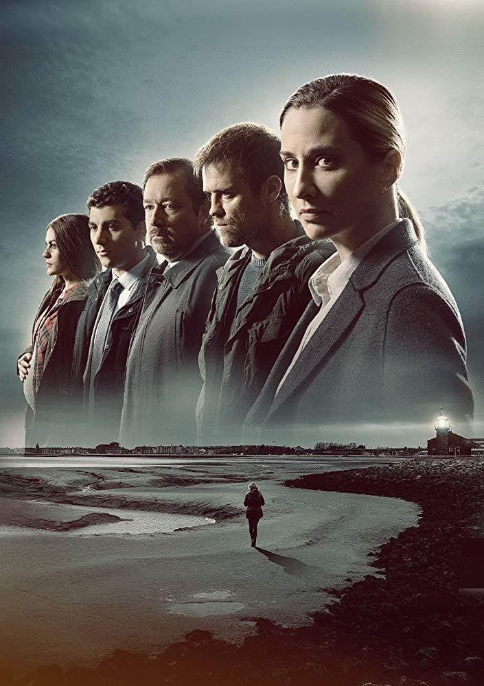 Promo image for British crime drama The Bay