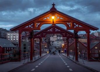 Anger in Trondheim at Norway's National Coronavirus Clampdown