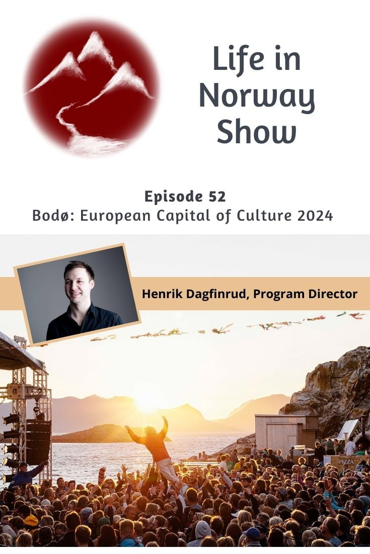 Bodø Europe Capital of Culture in 2024
