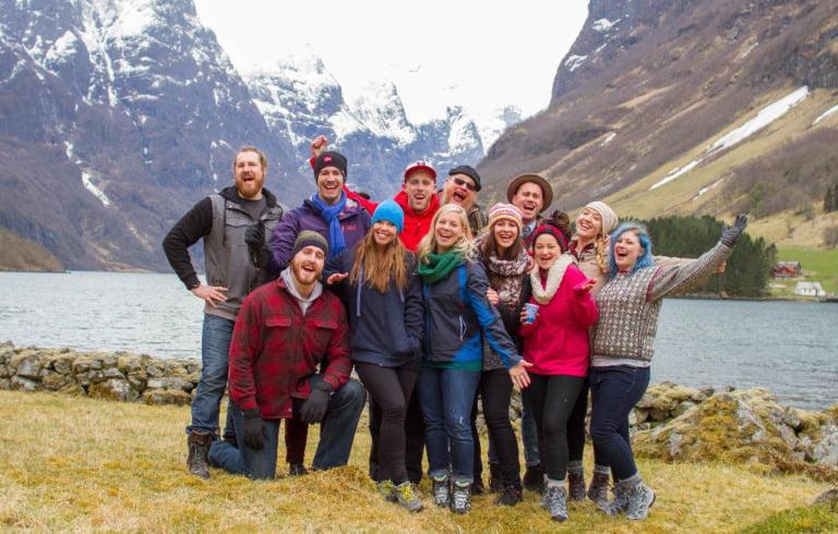 Alt for Norge season 7 cast photo