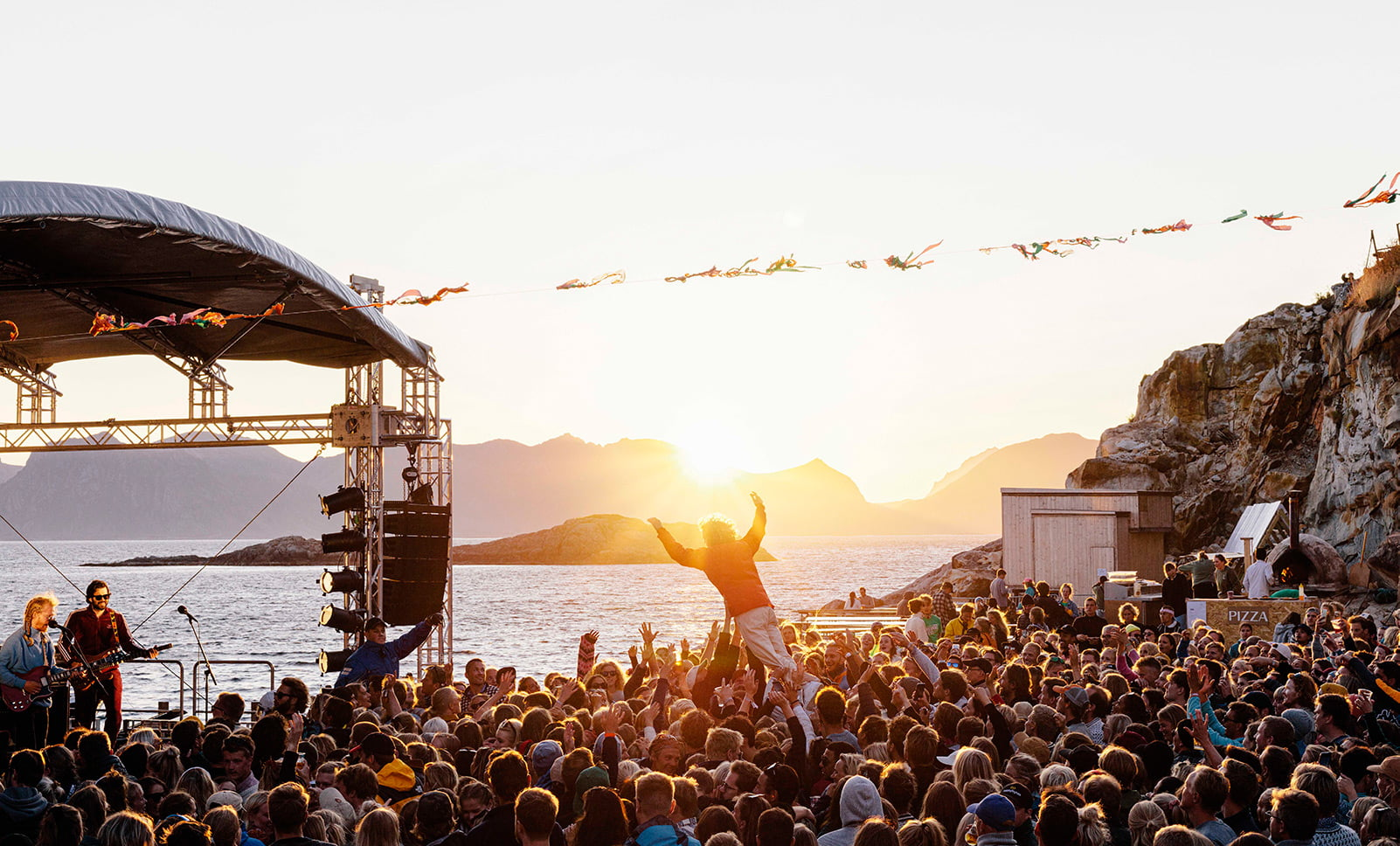 Festival and culture in Bodø Norway