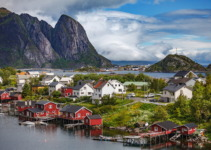 Has Immigration Saved Norwegian Villages?