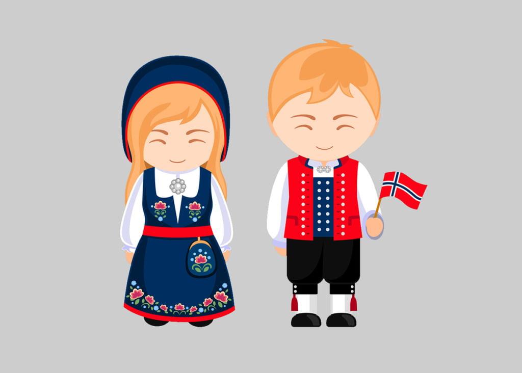 Two new Norwegian citizens